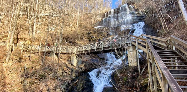 Amicalola Falls State Park and Lodge